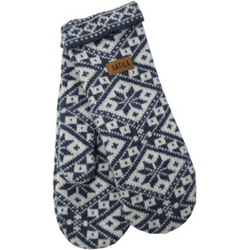 Sätila of Sweden Grace Mittens Dark Navy
